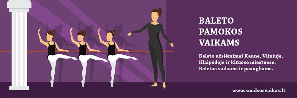 Baleto burelis