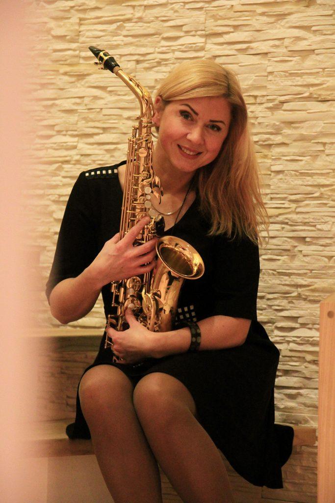 Saksofonste Julija