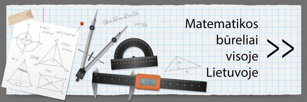 matematikos uzsiemimai